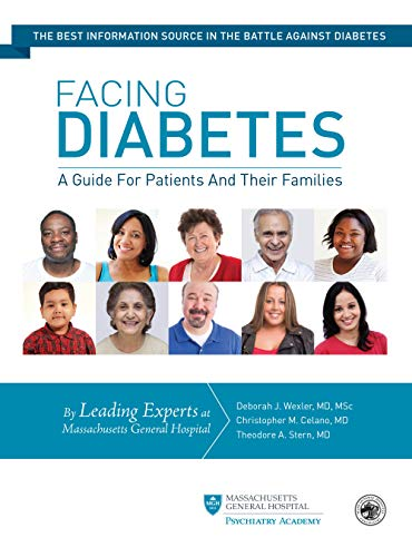 Facing Diabetes Publications cover