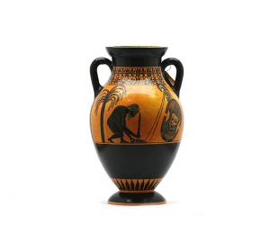 Theater of War Vase