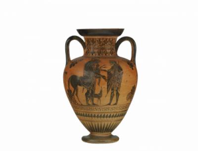 Theater of War Vase 3