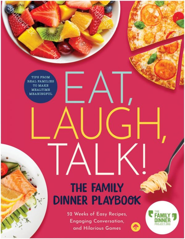 Family Dinner Project - Book Cover